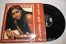 """Mica Paris - Breathe life into me (1989) LP(VG) 12"""""""