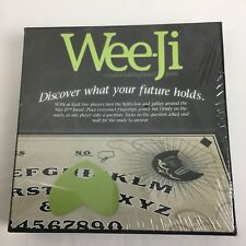 Wee-Ji Mystical Talking Ouija Board Game - Brand New/Sealed