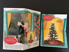 Westrim Crafts Glass Beaded Mini Christmas Tree Starter Kit, New w/ Ornaments