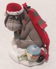 Extremely Rare Eeyore Disney Christmas Ornament Winne The Pooh
