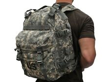 US Military MOLLE II SDS ACU Assault Pack 3 Day Backpack - Excellent Condition