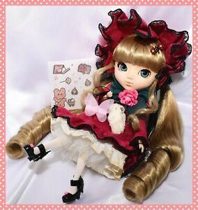 ❤️Pullip Rozen Maiden SHINKU Jun Planning Groove 1/6 Fashion Doll 2006❤️
