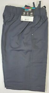 ScrubStar Ultimate Collection Premium Jogger pant (Color: Pewter) Stretch