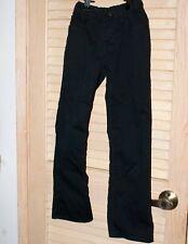 Size 8 Boys Black Regular Jeans by Wrangler Adjustable Waist