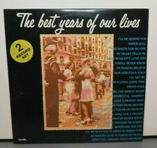 The Best Years Of Our Lives Bing Crosby Ella Fitzgerald (Nm) Lp Vinyl Record