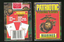 Bicycle Patriotic Marines Playing Cards United States Marines Made proud in USA