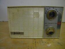 Vintage Jewel All Transistor 10 Radio Untested PARTS/REPAIR