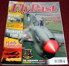 Flypast Magazine 2009 August Battle of Britain,Korean War B-26,P-51 Mustang