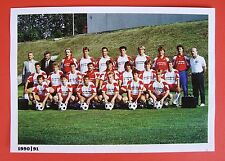 Mannschaftsbild FC Augsburg von 1990 '''