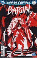 BATGIRL #16 DC COMICS COVER B VARIANT 1st Print