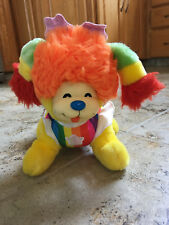 "Vintage Rainbow Brite ""Puppy Brite"" Plush - 1983 - Very Good Condition"