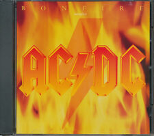 AC/DC Bonfire Sampler RARE promo CD '97