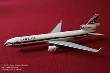 Gemini Jets Delta Airlines McDonnell Douglas MD-11 Widget Diecast Model 1:200