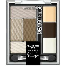 Miss Sporty Designer 100 Nude All in One Palette for Face & Eye 9.5 g