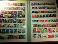 Grandfather's World Stamp Collection Massive 5k worth . Book 2