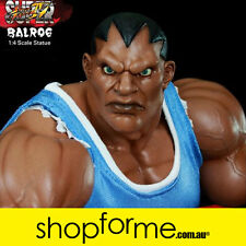 STREET FIGHTER BALROG STATUE 1.4 SCALE POP CULTURE SHOCK