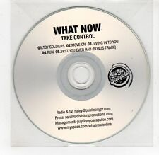 (GI409) What Now, Take Control - DJ CD