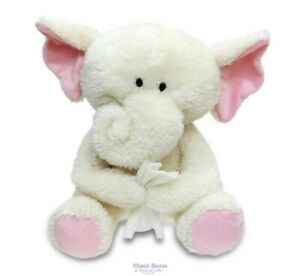 "Sniffles - The Talking Baby Elephant with the Sniffles! 12"" Tall MUST SEE VIDEO"