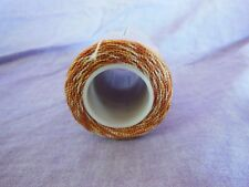 Omega Nylon Crochet Thread Size 2 Multi-color Yellow Orange Brown New 275 Mtrs