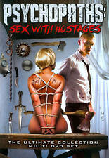 Psychopaths: Sex With Hostages The Ultim DVD