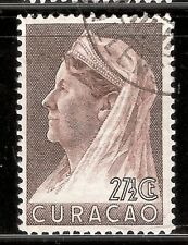 Curaçao   Nr   133  Gebruikt