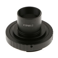 """MagiDeal 1.25"""" Telescope Mount Adapter with T Ring for Pentax K Cameras Body"""