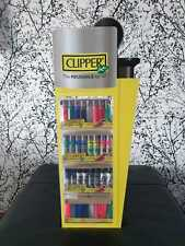 More details for clipper lighter display stand perspex holds 200 lighters  authentic stand only