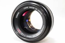 Excellent Canon FD 55mm f/1.2 S.S.C. from Japan 55 1.2 ssc #118