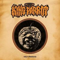 King Parrot - Ugly Produce (LTD Orange And Black Splatter Vinyl) VINYL LP
