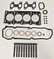 HEAD GASKET SET AND BOLTS FOR FIAT GRAND PUNTO 1.2 8V 2005-2010 199A4.000 VRS