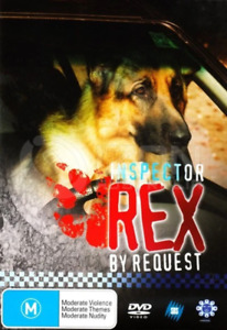 Inspector Rex: By Request (DVD) NEW/SEALED