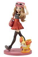 ARTFX J Pokemon Serena with Fennekin 1/8 PVC Figure Kotobukiya Free Shipping