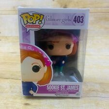 Funko Pop! Television Gilmore Girls Sookie St. James #403 + Pop Protector Vaultd