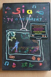 Sia - TV is my Parent (DVD) R4