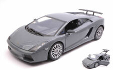 Lamborghini Gallardo Superleggera 2007 Dark Grey 1:18 Model MOTORMAX