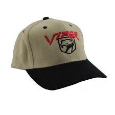 Original Dodge Viper Logo US Muscle Car Basecap Mütze Trucker Baseball Cap NEU
