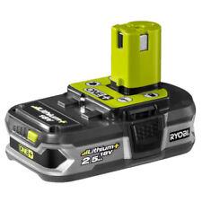 .RYOBI Battery 18 V/2,5 Ah Lithium+ RB18L25 ONE+