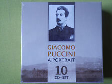 Giacomo Puccini - A Portrait Box-Set