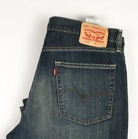 Levi's Strauss & Co Hommes 514 Jeans Jambe Droite Taille W36 L32 BBZ671
