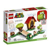 LEGO® Super Mario Mario's House & Yoshi Building Set 71367 NEW