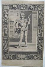 Originaldrucke (bis 1800) mit Porträt & Persönlichkeiten für Lithographie