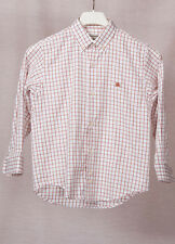 Burberry  Baby Boy Button Down Shirt 4 Y-104 CM 100% AUTHENTIC