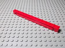 Lego 1 Führungsschiene für Tor 1x14 rot  4217 Set 6389 7208 7945 6369
