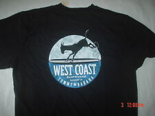 NWT TOMMY BAHAMA WEST COST PRINT ON THE BACK MEN'S T-SHRIT