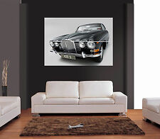 CLASSIC JAGUAR 420 G AUTO Giant WALL ART PRINT PICTURE POSTER