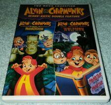 Alvin And The Chipmunks DVD Halloween