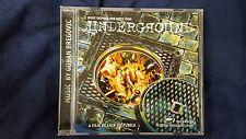 COLONNA SONORA  - UNDERGROUND (GORAN BREGOVIC). CD