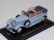 1/43 IXO Museum Collection Mercedes Benz 770 Grosser Cabriolet F 1930  MUS024