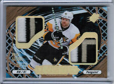 16/17 UD SPX PHIL KESSEL IS-PK ICE SHREDDERS DUAL PATCH /15 PITTSBURGH PENGUINS