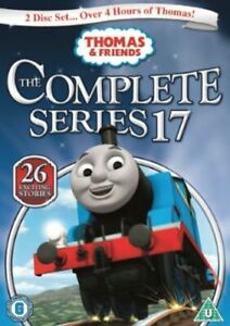 THOMAS AND FRIENDS SERIES 17 DVD [UK] NEW DVD